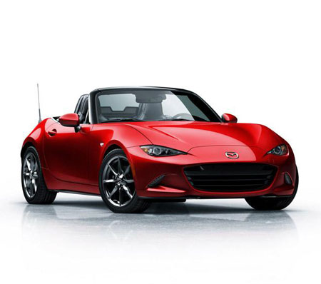 2016 Mazda MX 5 Miata Grand Touring